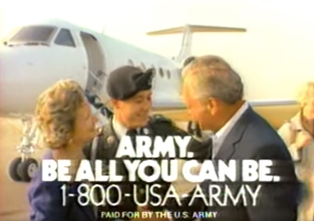 army commercial