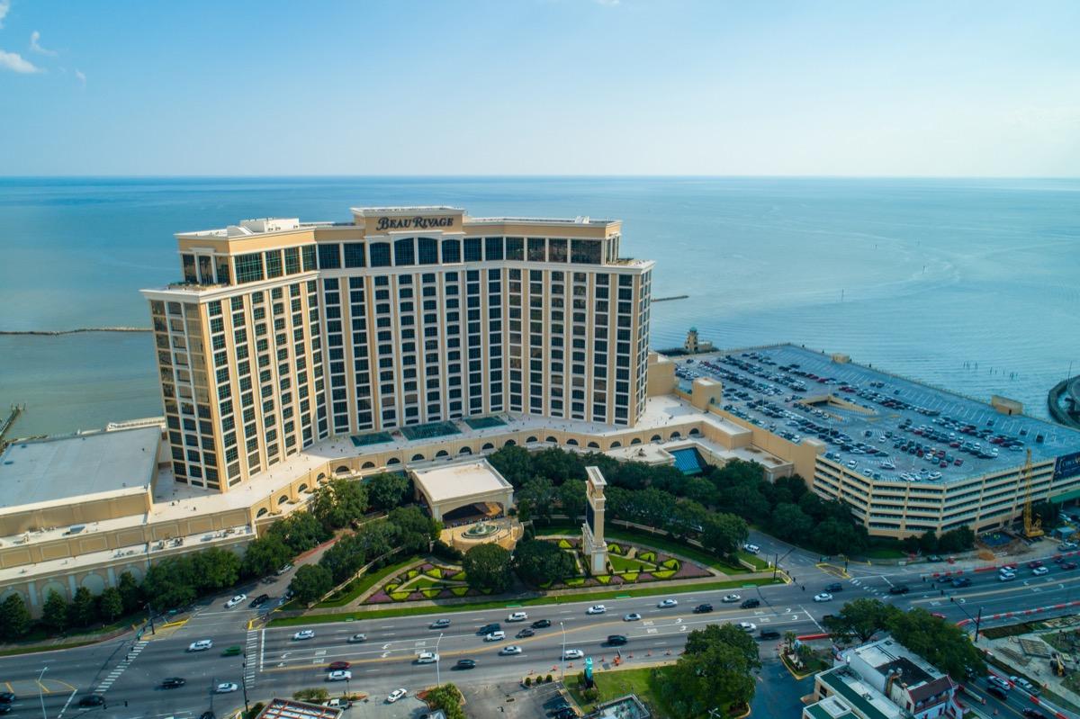 beau rivage casino hotel biloxi mississippi