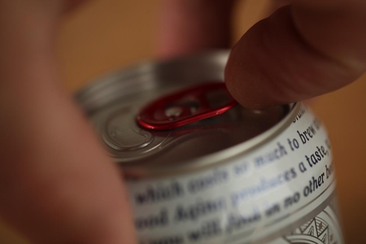 budweiser can opening, trademark failures
