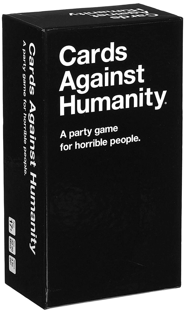 cards against humanity, best gifts for college students