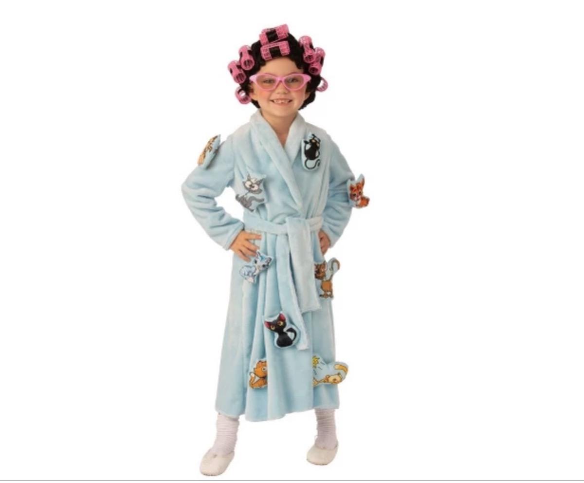 kids cat lady costume, target halloween costumes