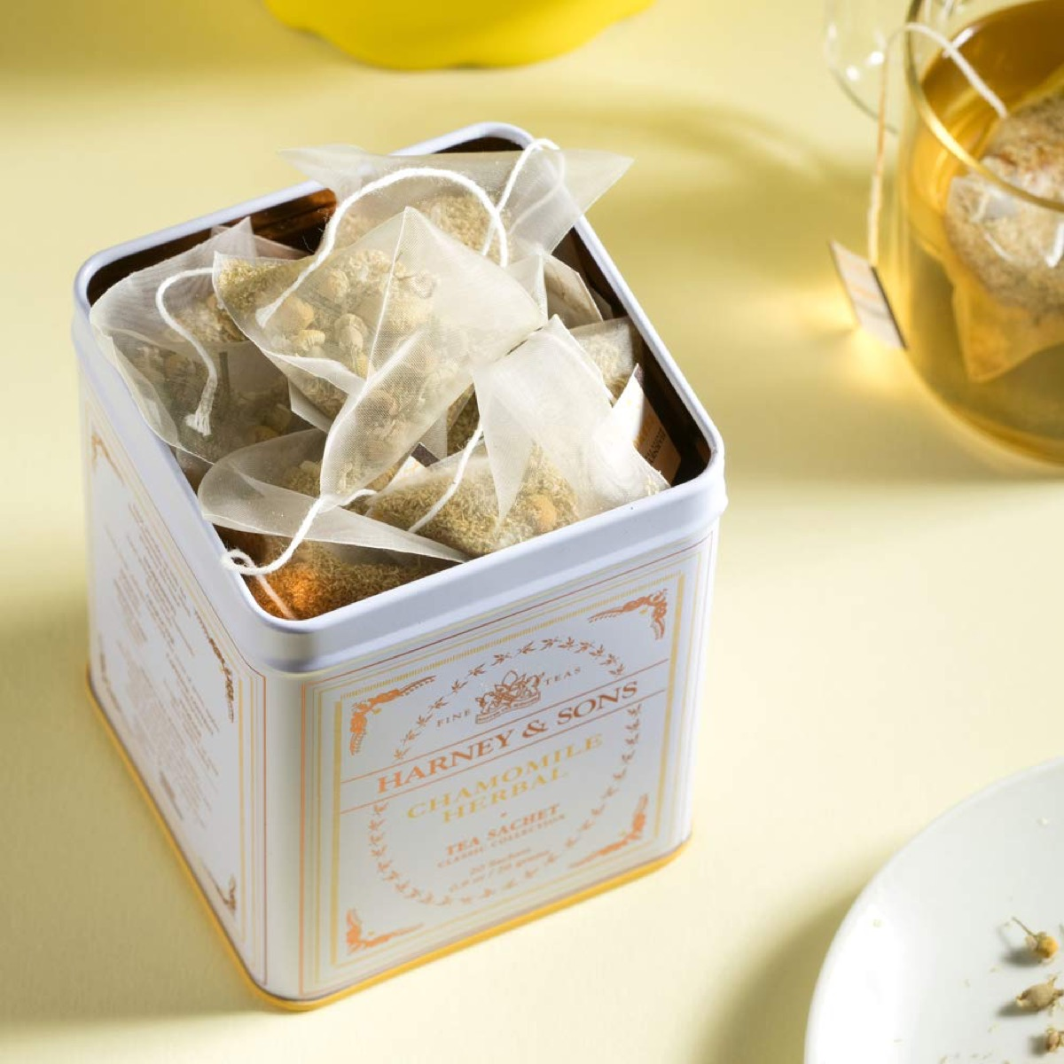 box of chamomile tea, relaxation gifts