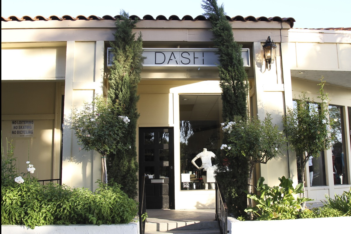 dash kardashian store, crazy kardashian facts