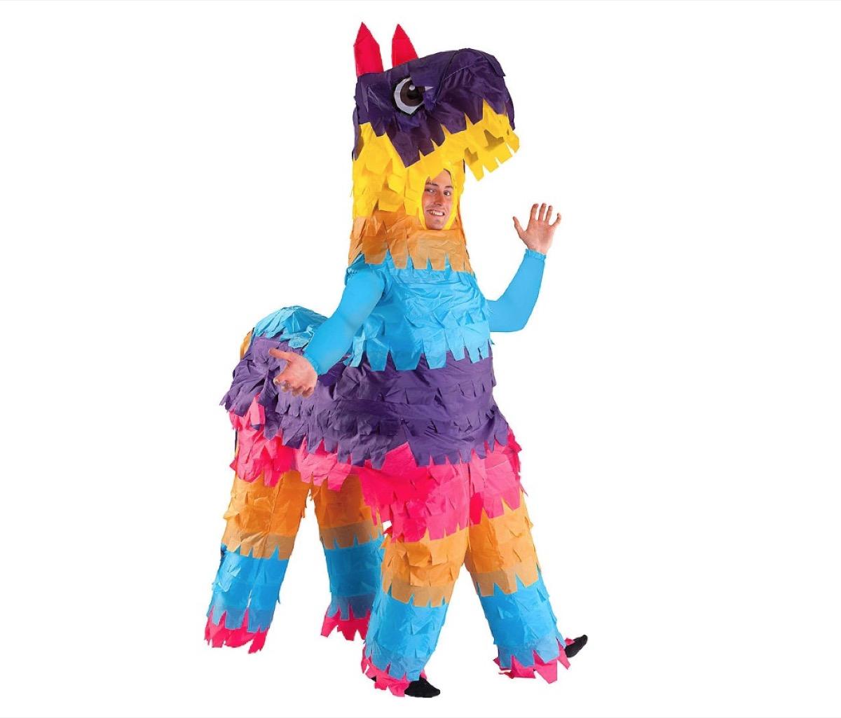 donkey pinata costume, best halloween costumes