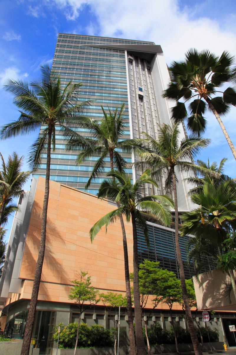 first hawaiian center honolulu hawaii
