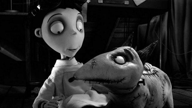 frankenweenie still, best halloween movies for kids