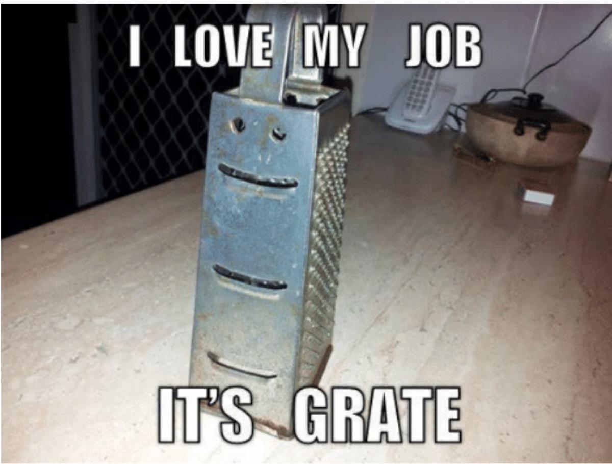 love my job work meme