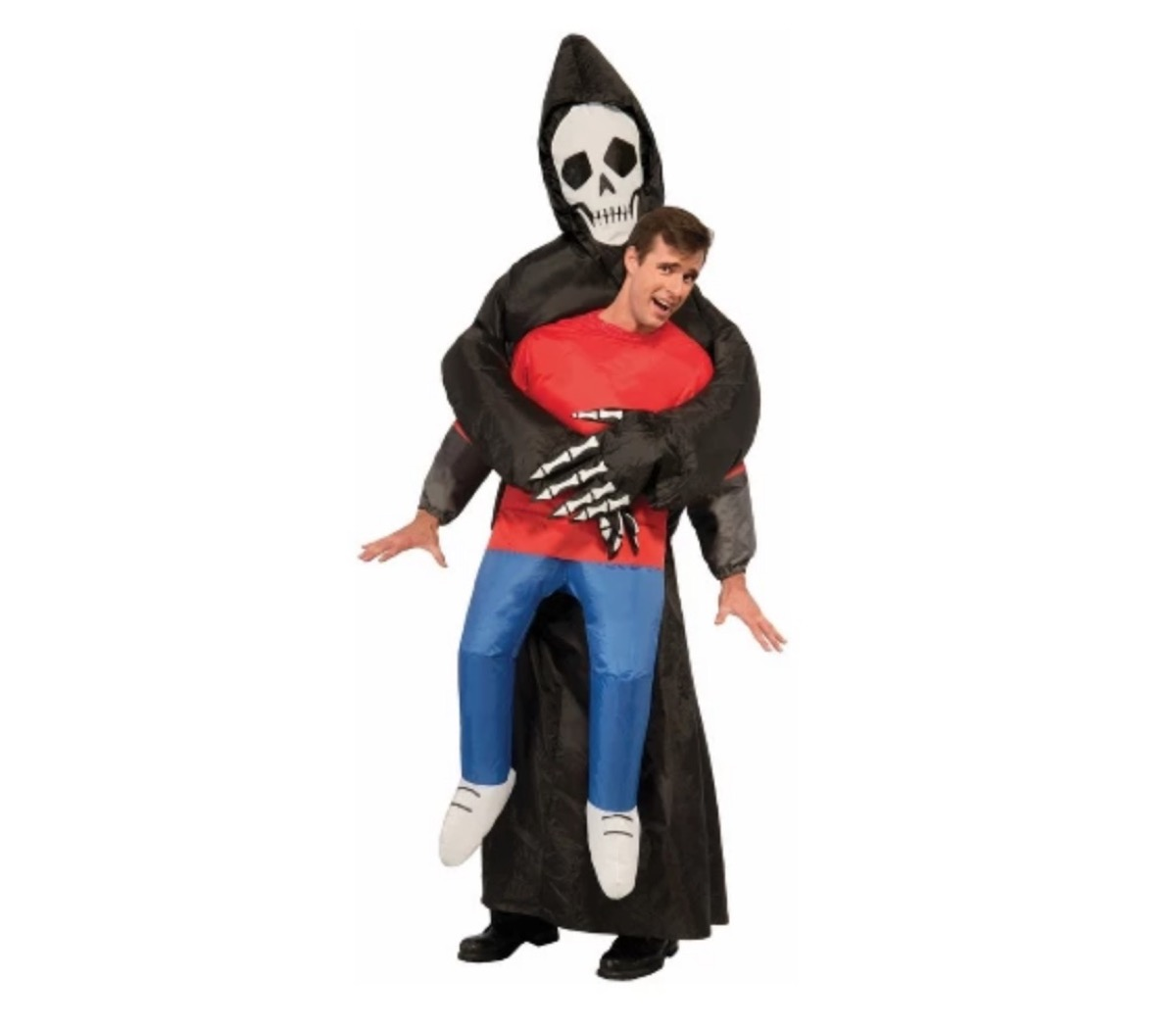 inflatable grim reaper costume, target halloween costumes