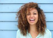 happy black woman outside, ways to feel amazing
