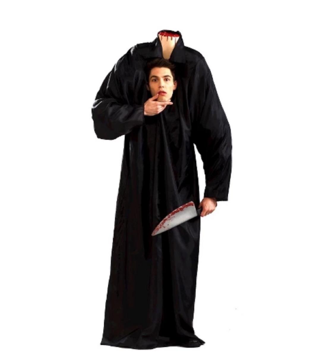 headless corpse costume, best halloween costumes