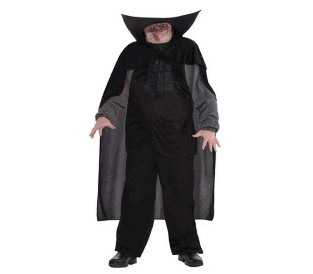 headless horseman costume, target halloween costumes