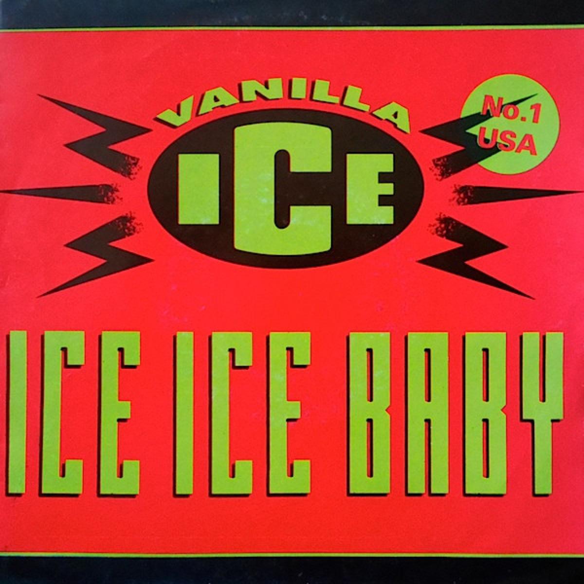 Ice Ice Baby Album
