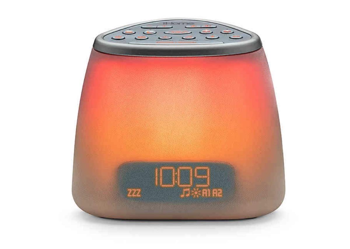 ihome zenergy sleep machine