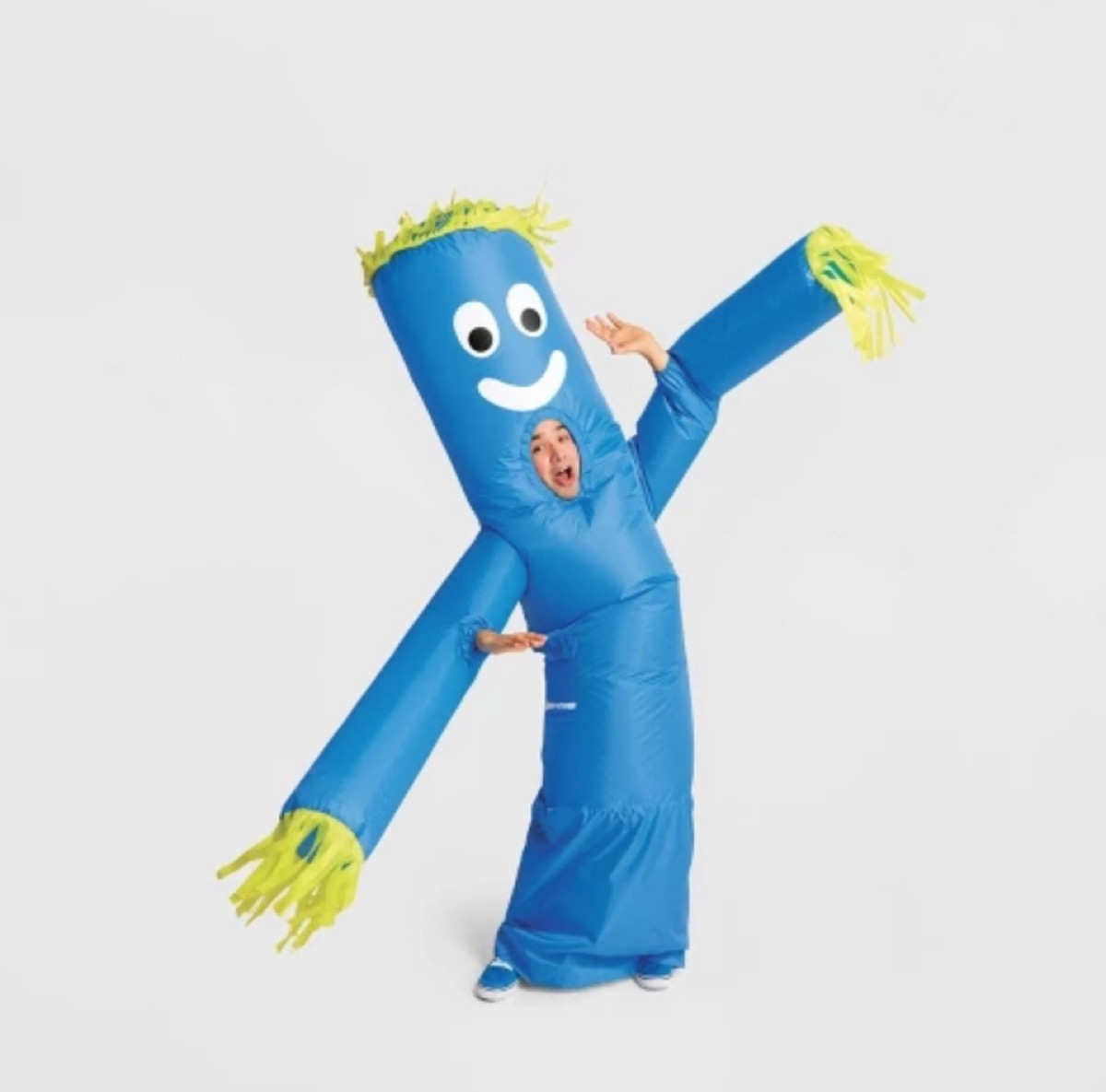 inflatable waving tube guy, best halloween costumes