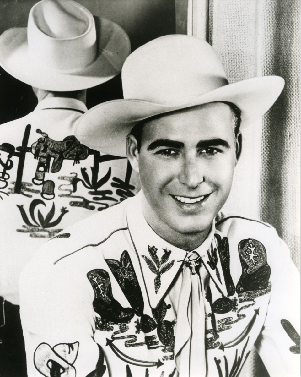 C1NN3Y JOHNNY HORTON (1925-1960) US Country musician, biggest male icon