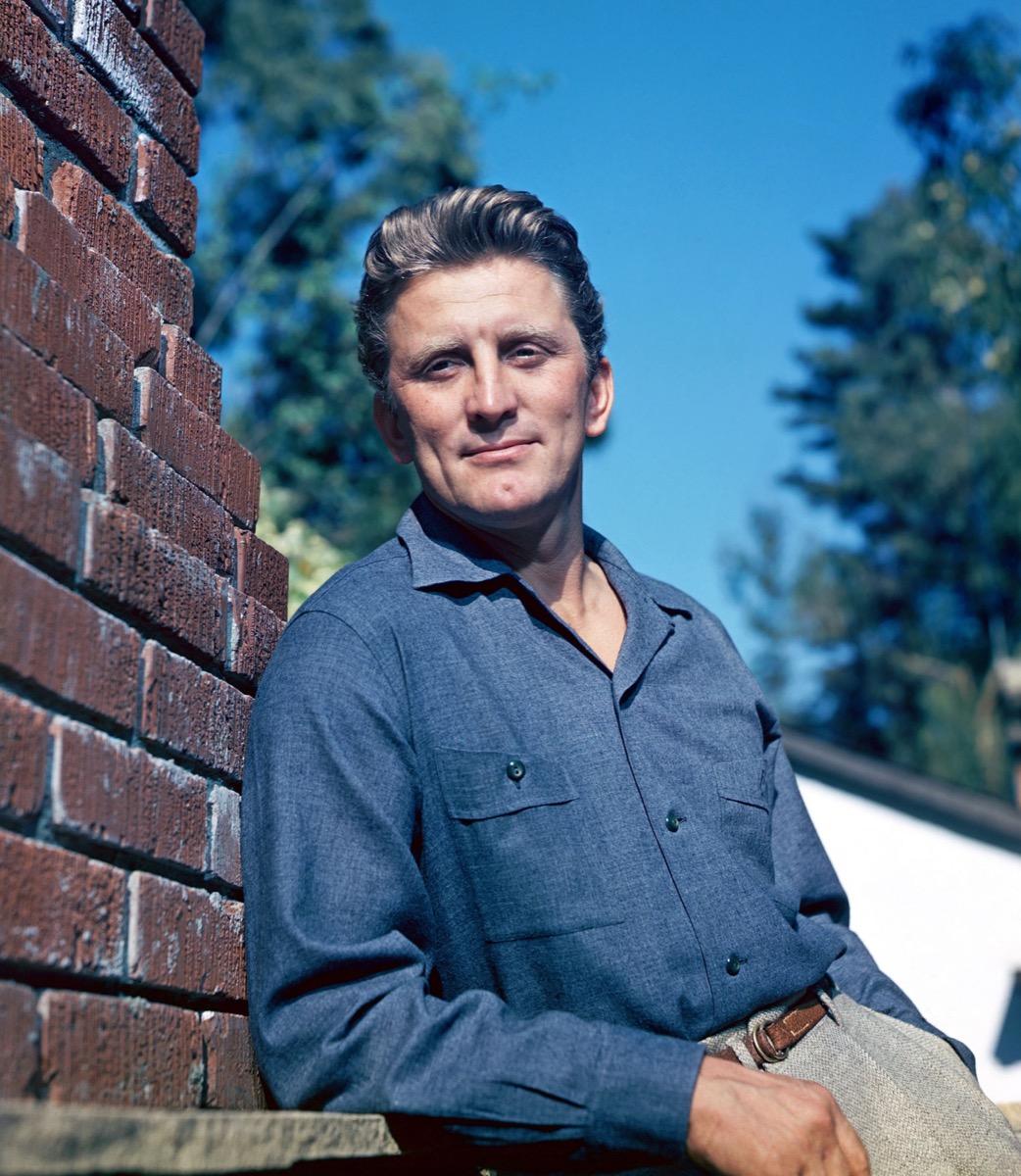 Kirk Douglas in 1950