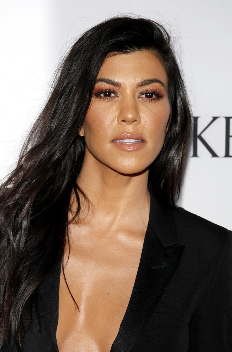 kourtney kardashian, crazy kardashian facts