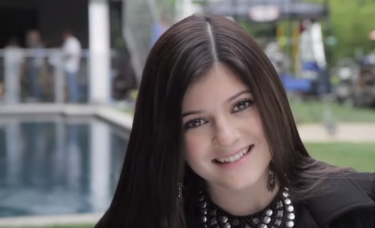 kylie jenner sears commercial, crazy kardashian facts