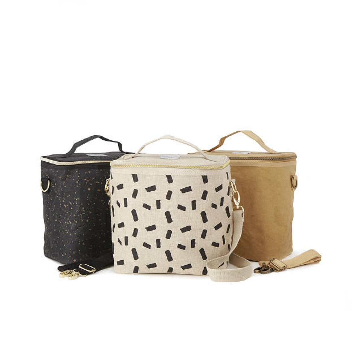 set of three lunch bags, best gifts for college students