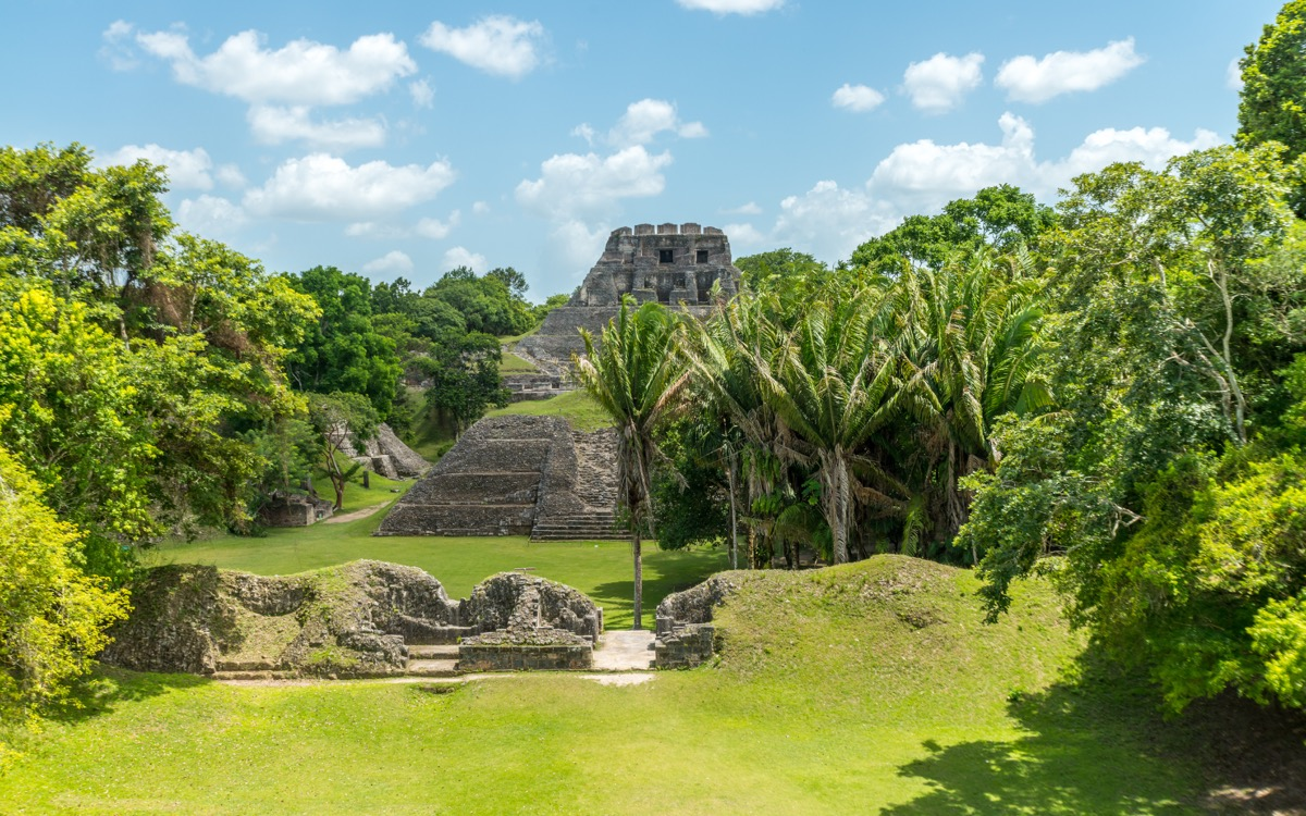 mayan ruins in belize historical sites that no longer exist
