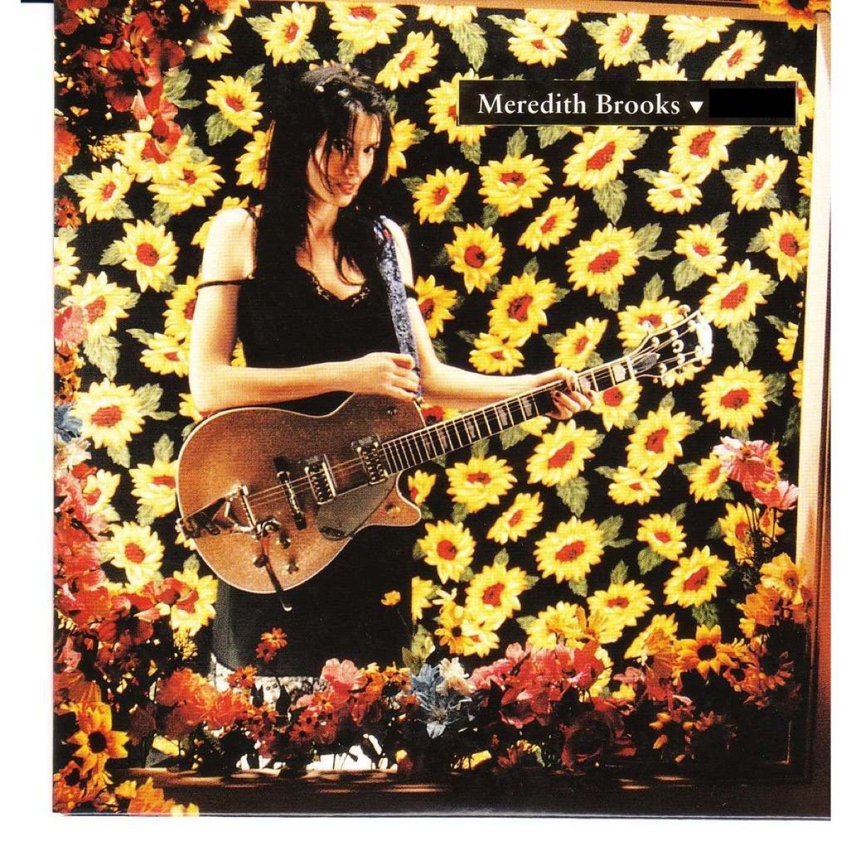 Meredith Brooks Nothing in Between Album Cover