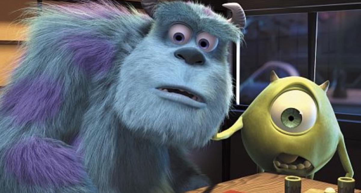 monsters inc movie still, best halloween movies for kids