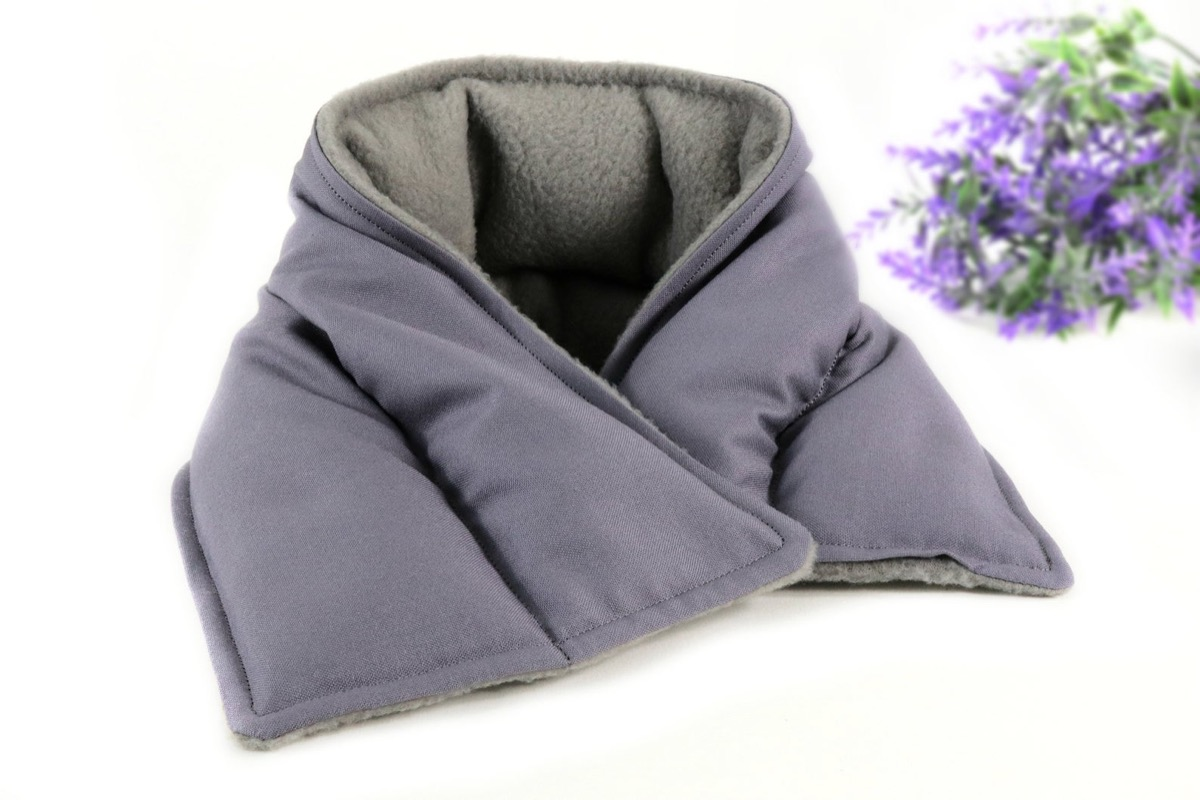 heated neck wrap, relaxation gifts