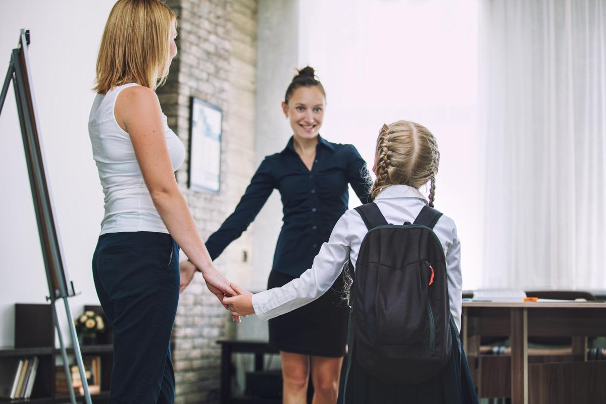 parent teacher conference lies teachers tell parents