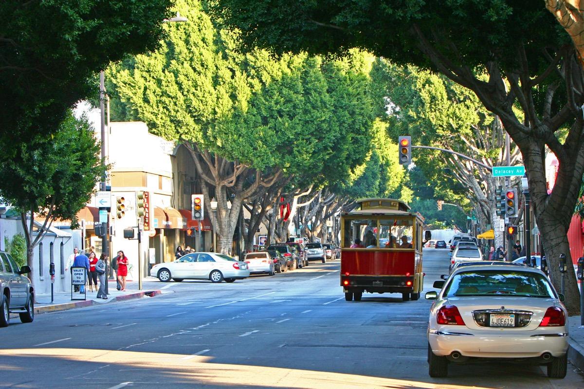 downtown pasadena california