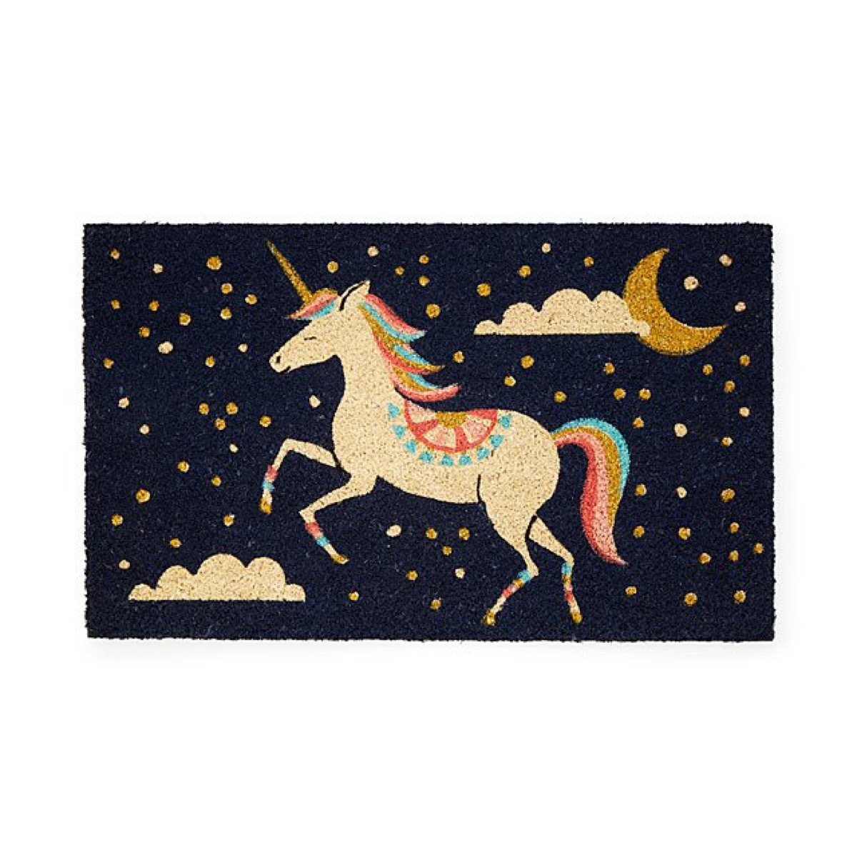 unicorn doormat, best gifts for college students