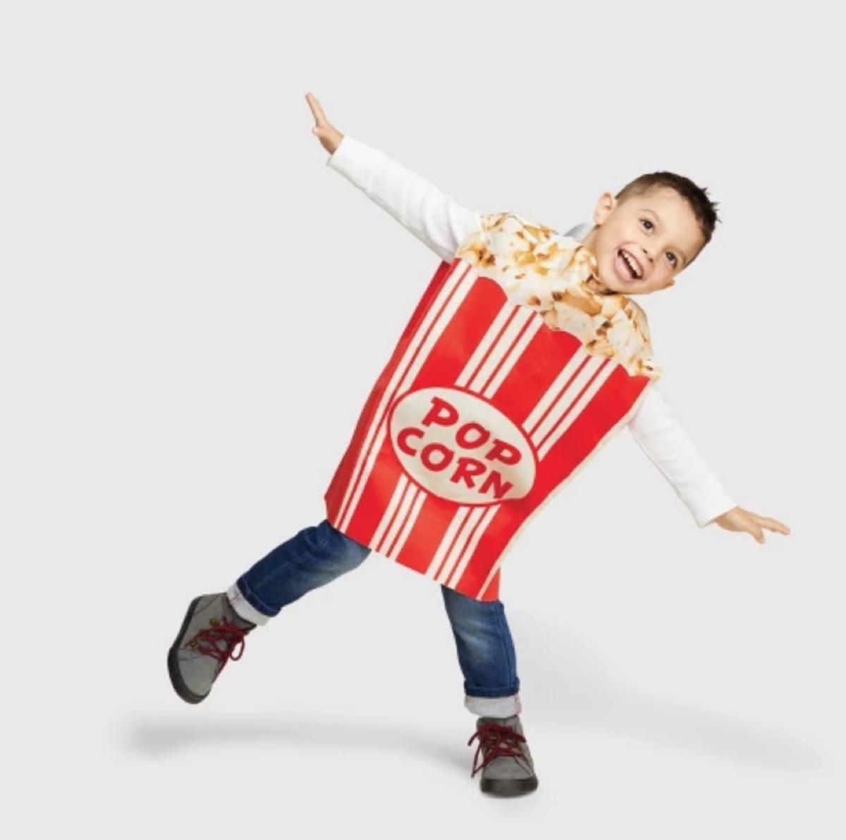 popcorn costume, target halloween costumes
