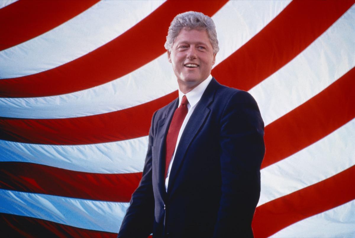 Bill Clinton 90s