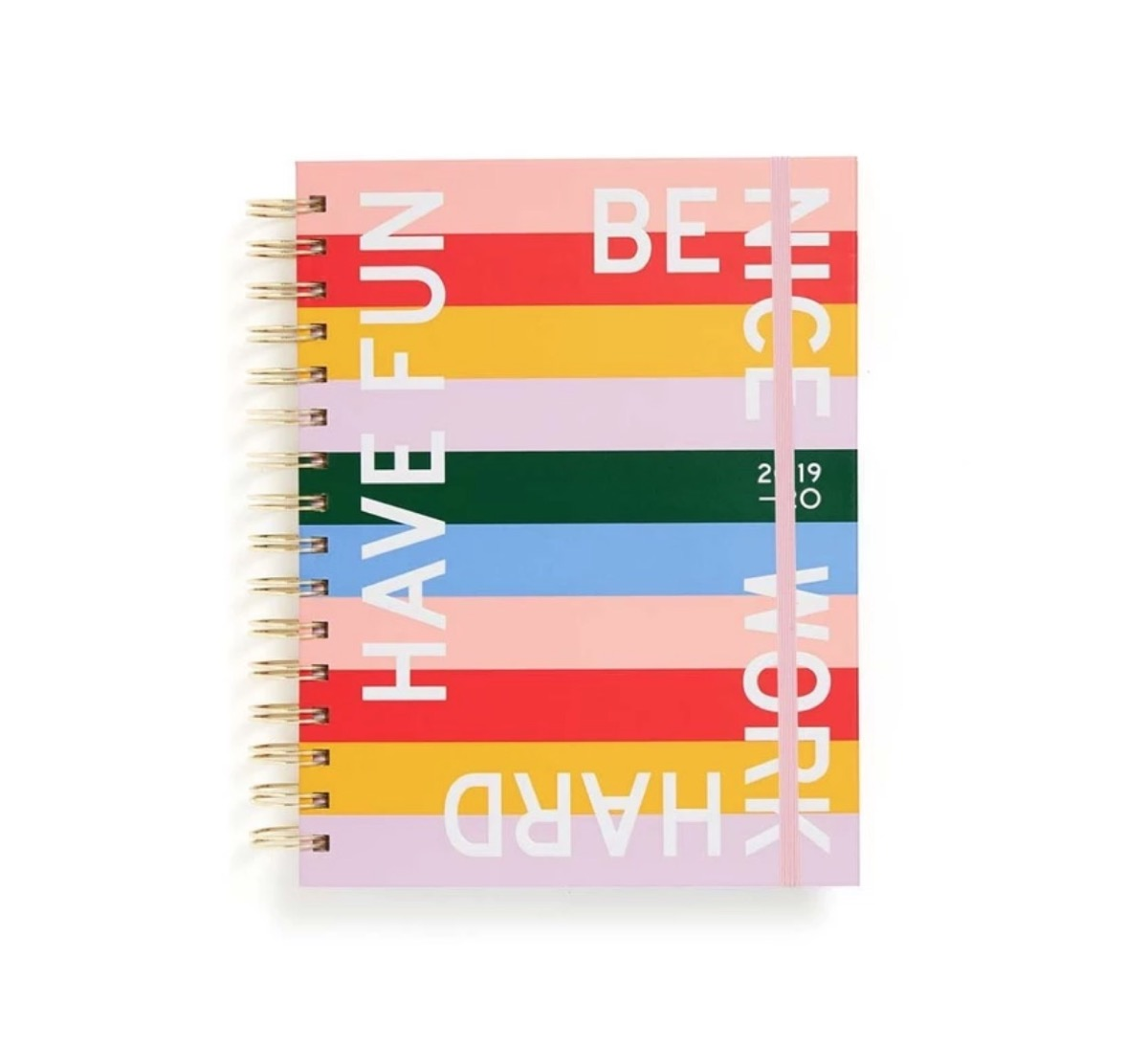 rainbow planner, best gifts for college students