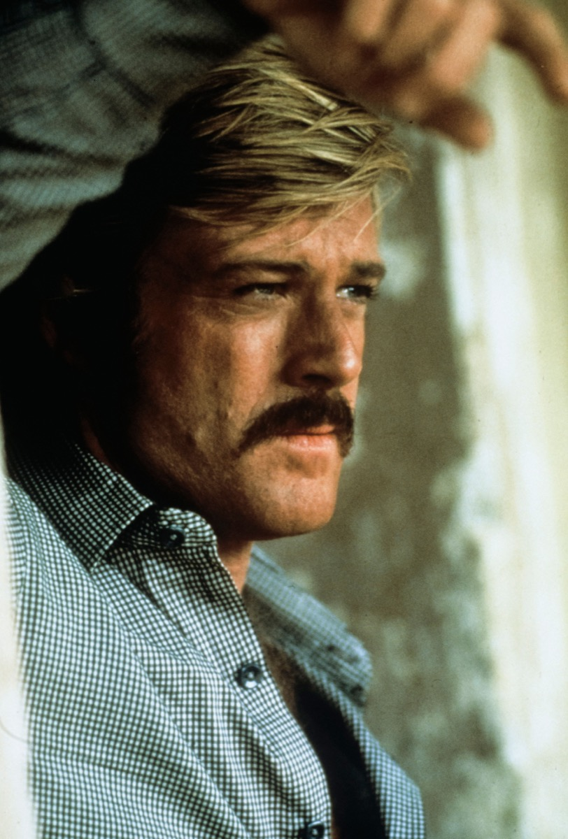 """Robert Redford in """"Butch Cassidy and the Sundance Kid"""""""