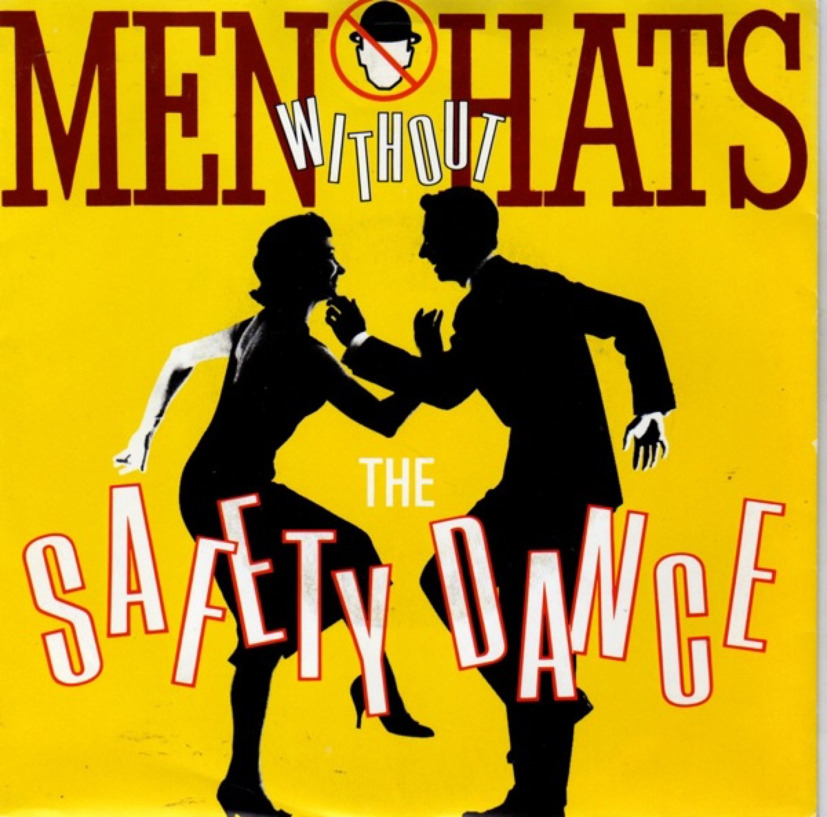 Safety Dance Men Without Hats Album