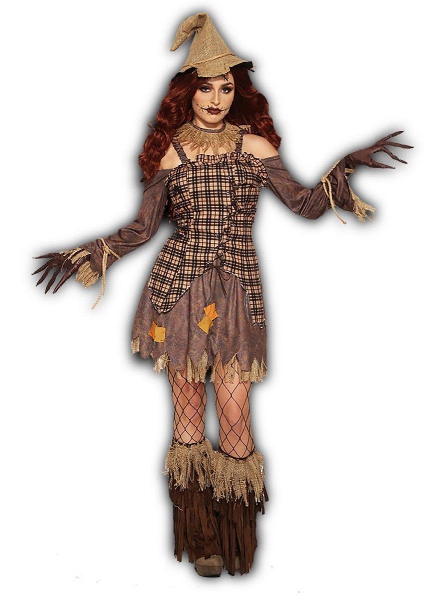 scarecrow costume, best halloween costumes