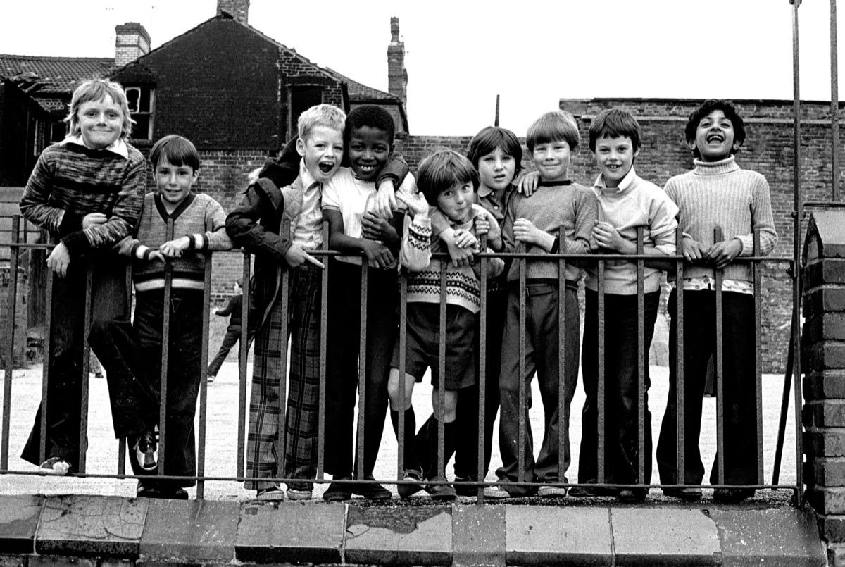 kids in the 70s