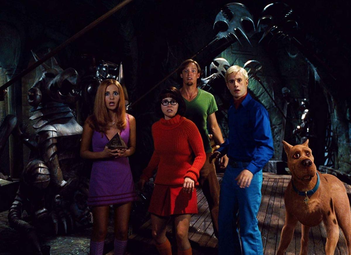 scooby doo movie still, best halloween movies for kids