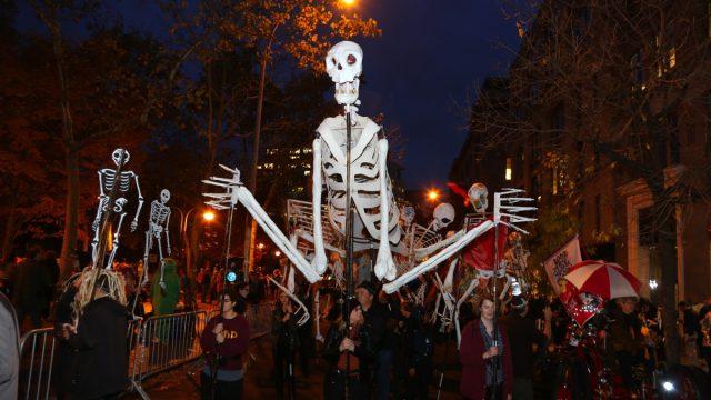 Village Halloween Festival NYC - best halloween festivals near me