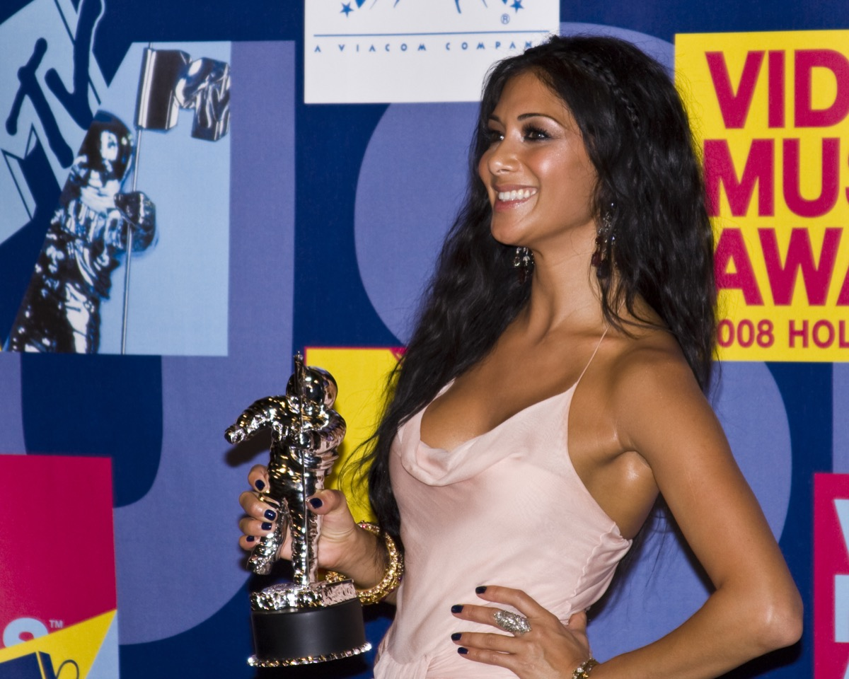 MTV video music awards facts