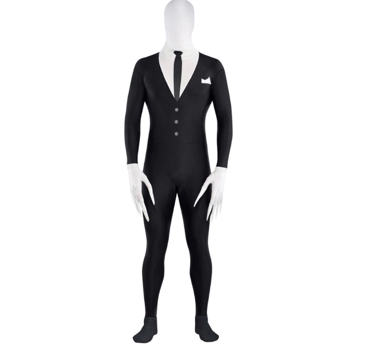 slender man costume, best halloween costumes