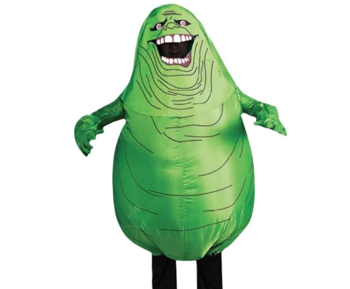 slimer costume, target halloween costumes