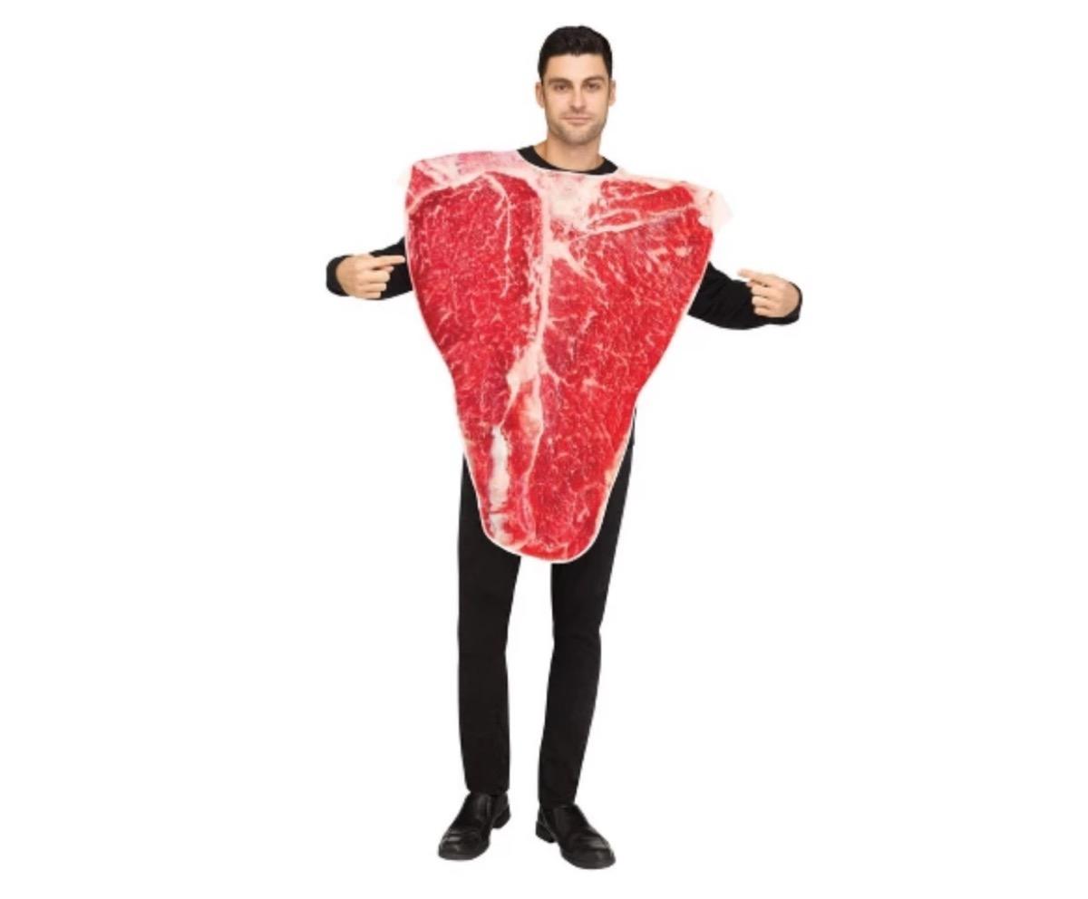 steak costume, target halloween costumes