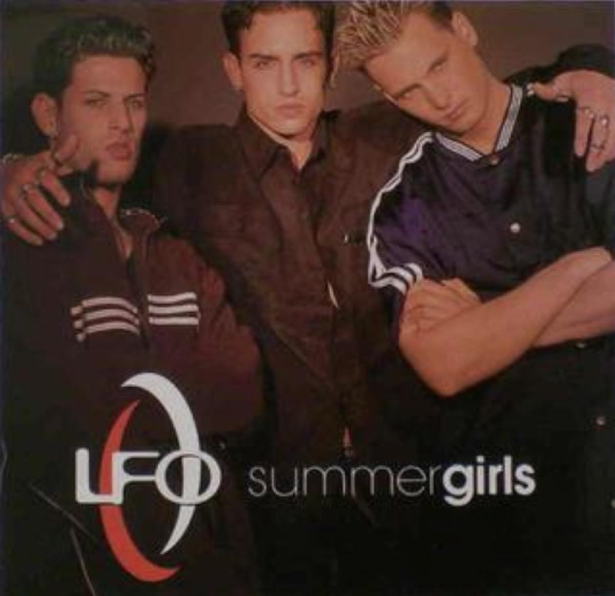 """""""Summer Girls"""" — LFO (1999)"""
