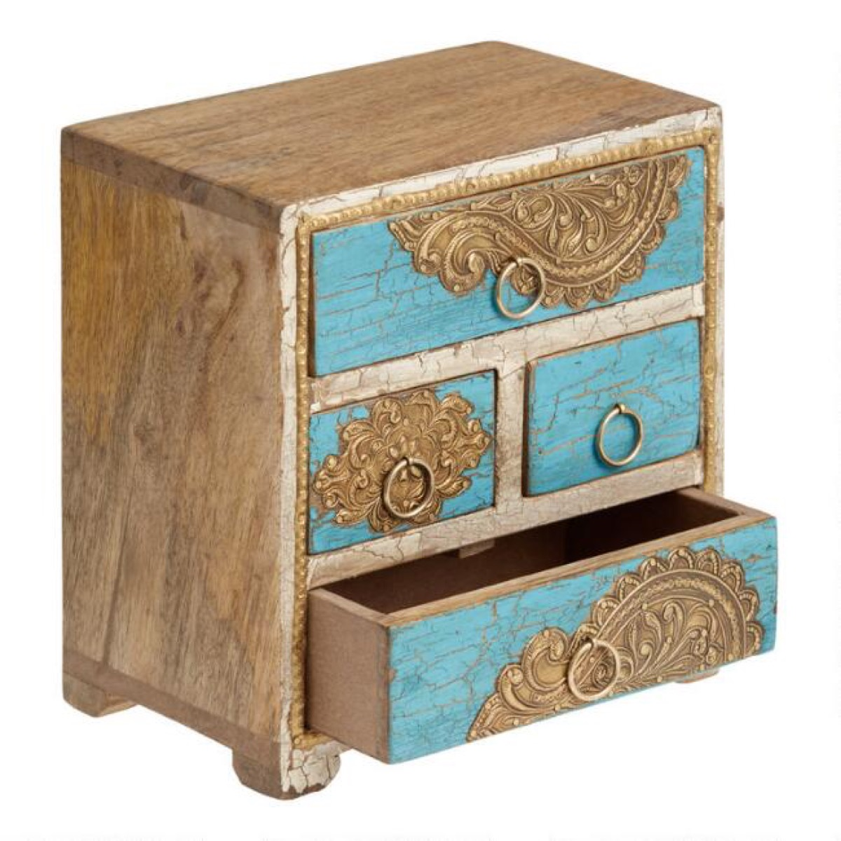 small wooden storage chest, best gifts for college students