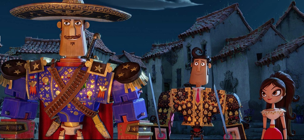 the book of life movie still, best halloween movies for kids