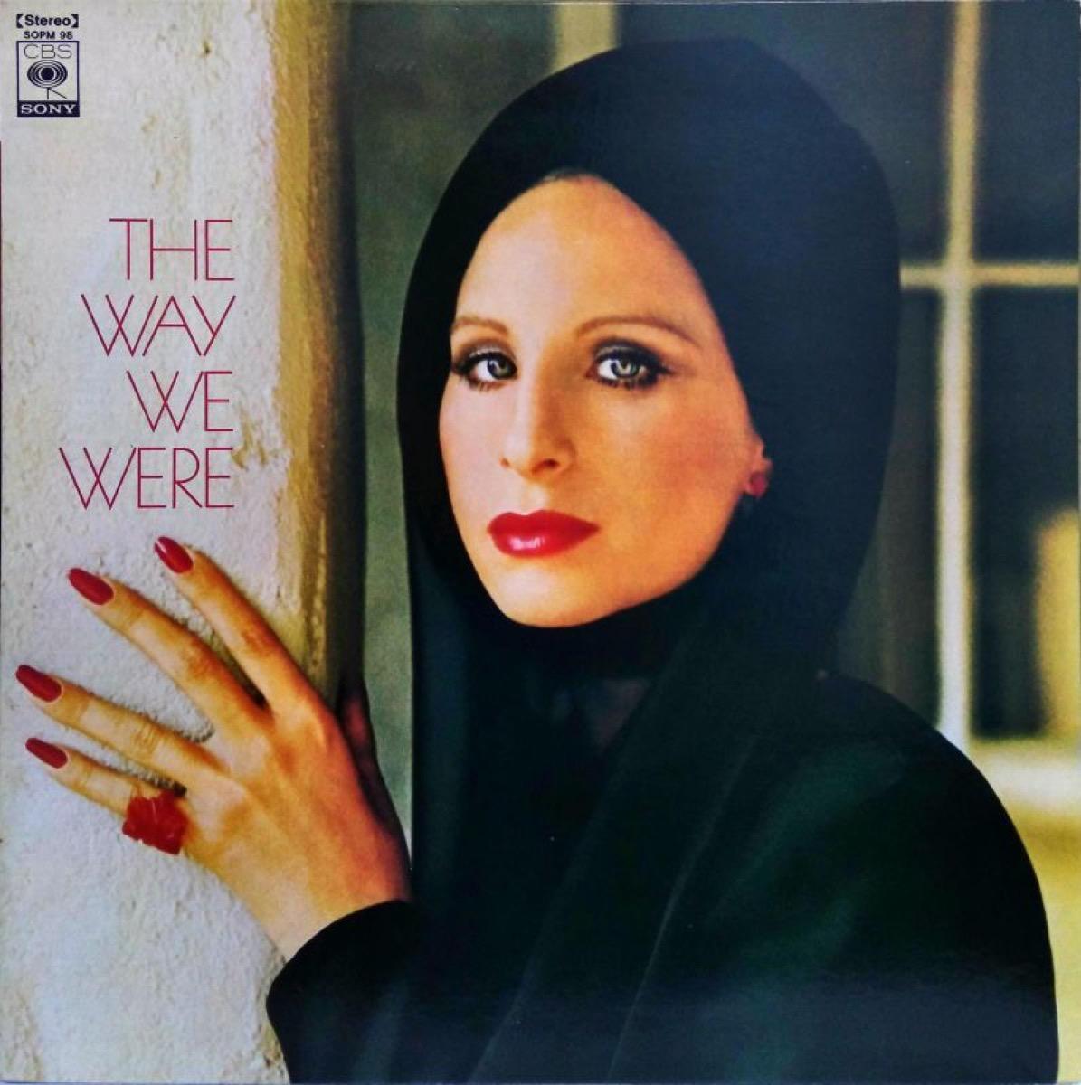 Barbra Streisand The Way We Were Female Icons