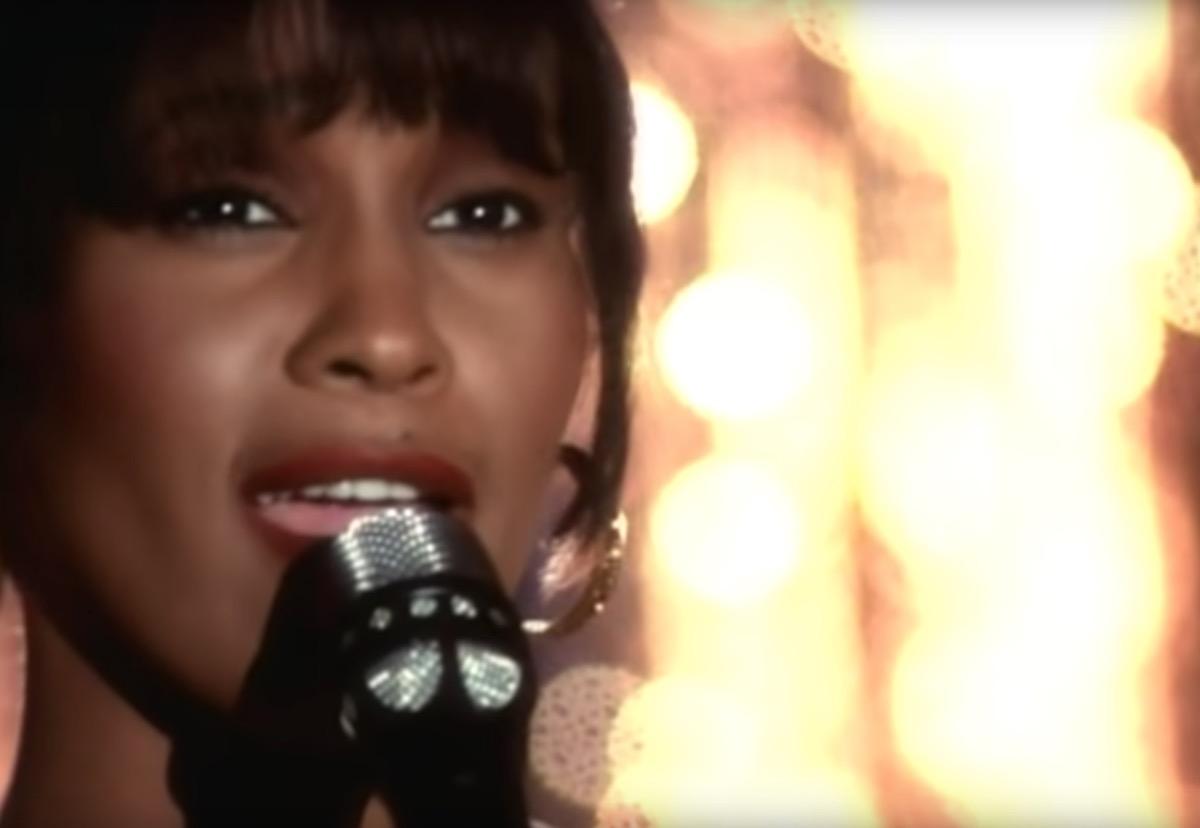 Whitney Houston 1990s Female Icons