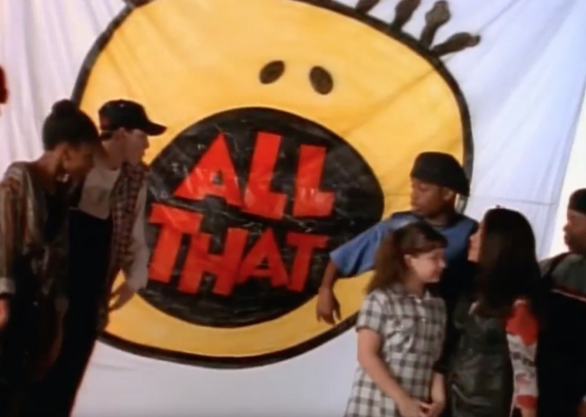 All That, 1990s Theme Song
