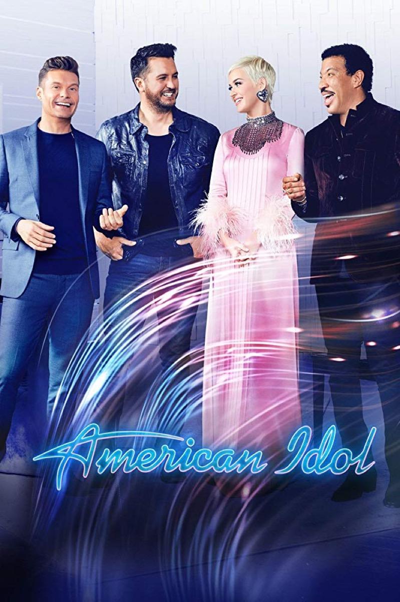 american idol promo poster